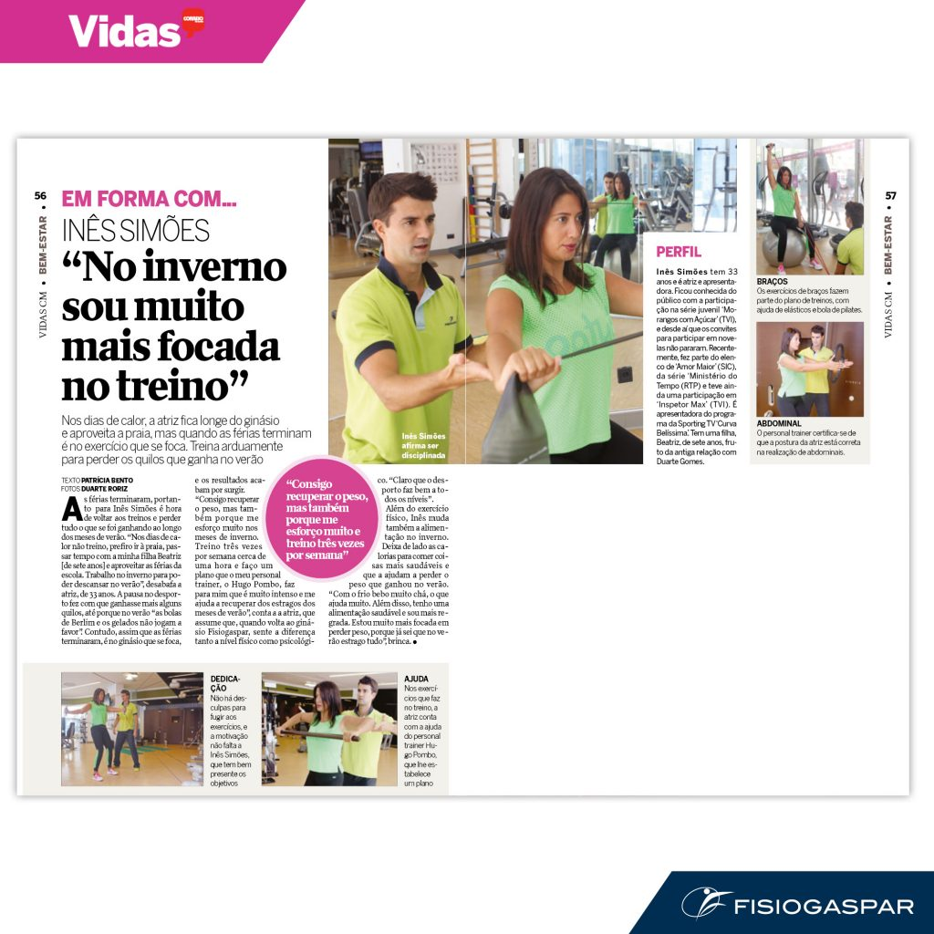 Clipping Inês Simões