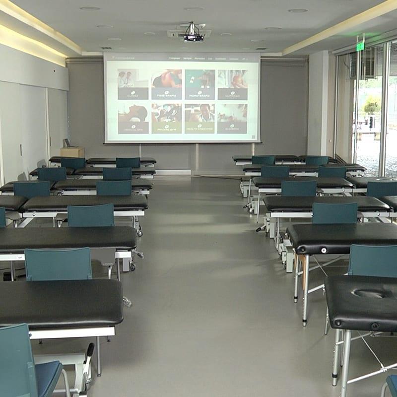 sala de ensino fisiogaspar
