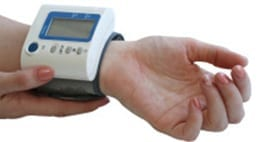 medição da pulsação