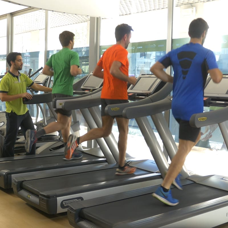 Treino passadeira ginásio Lisboa personal trainer