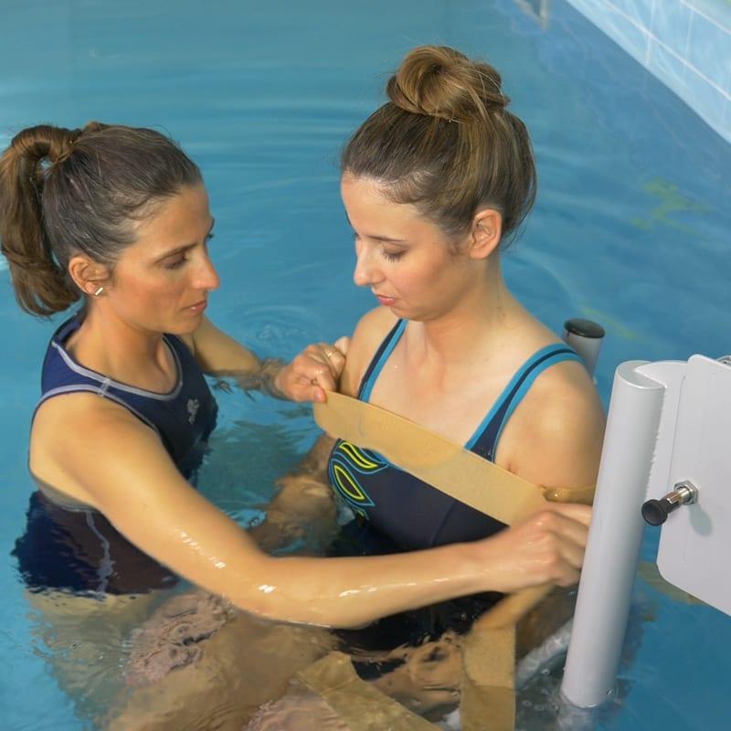 hidroterapia para pessoas com deficiência