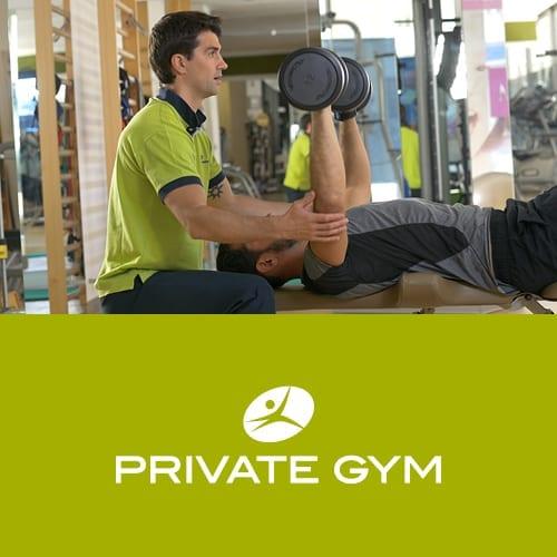 priavate gym