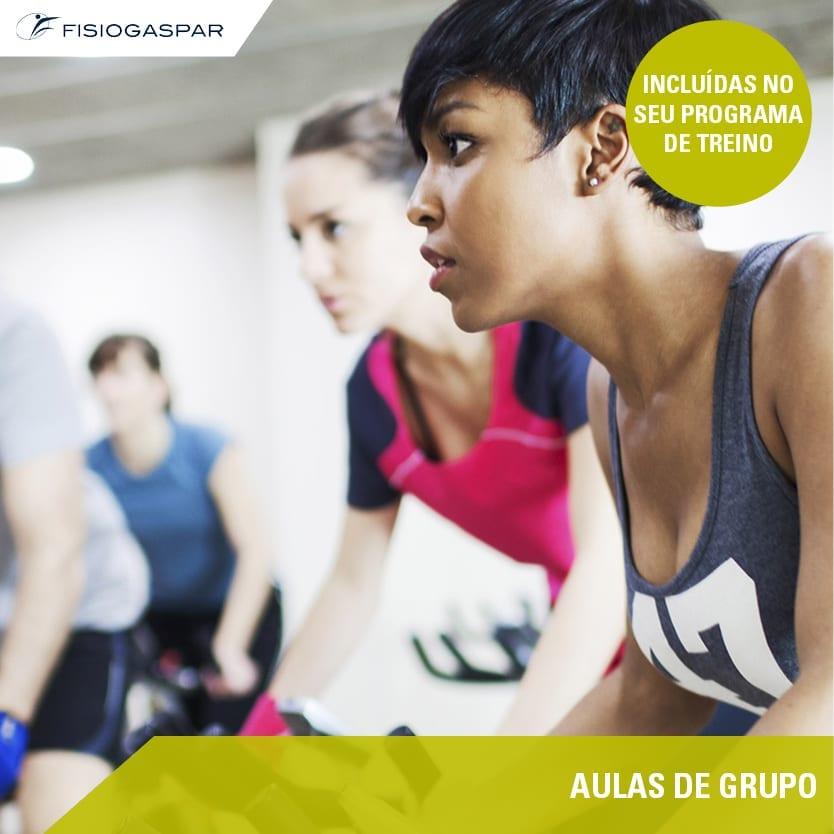 fisiogaspar aulas de grupo treino