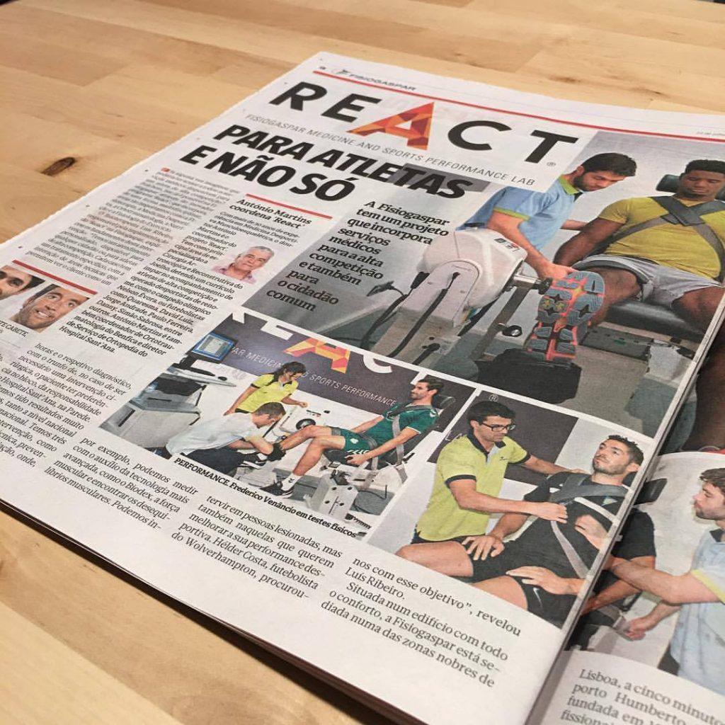 projetos fisiogaspar jornal record