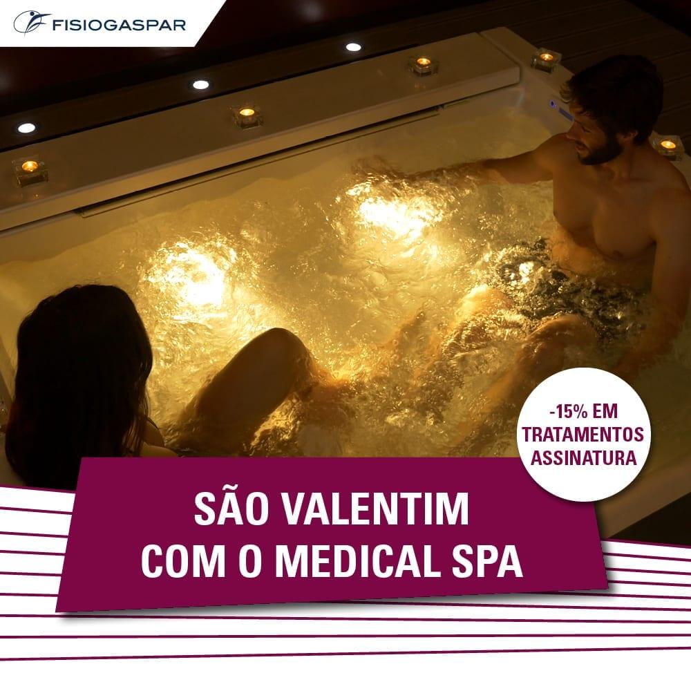 São Valentim Medical SPA 15% desconto