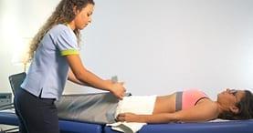 especialista mulher tratamento corporal