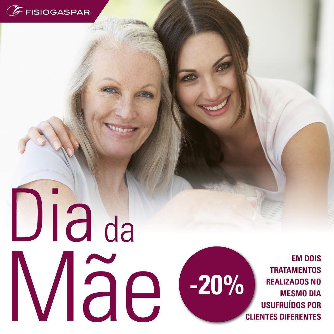 Dia da mãe 20% de Desconto