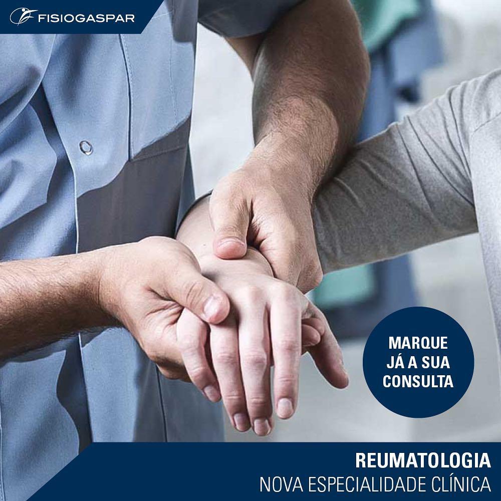 Reumatologia Nova especialidade