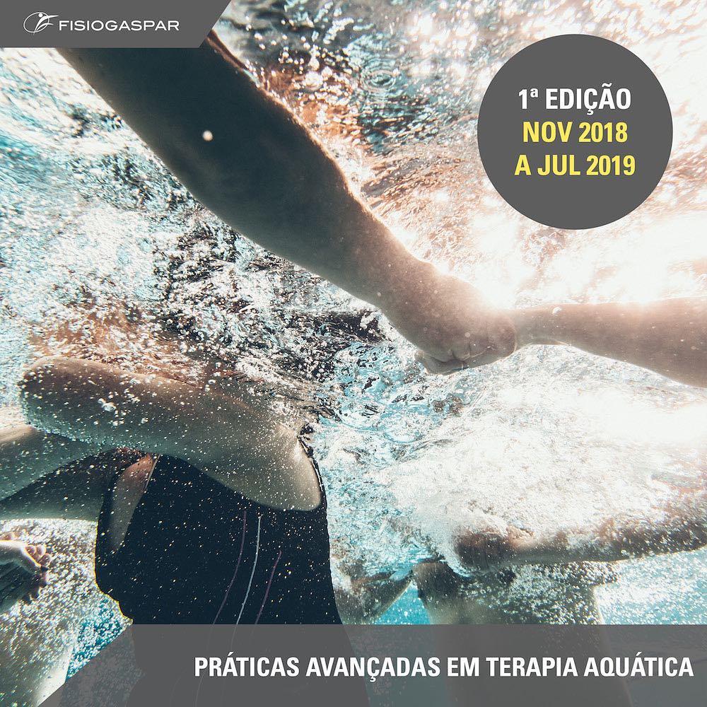 Terapia aquática 1ºEdição