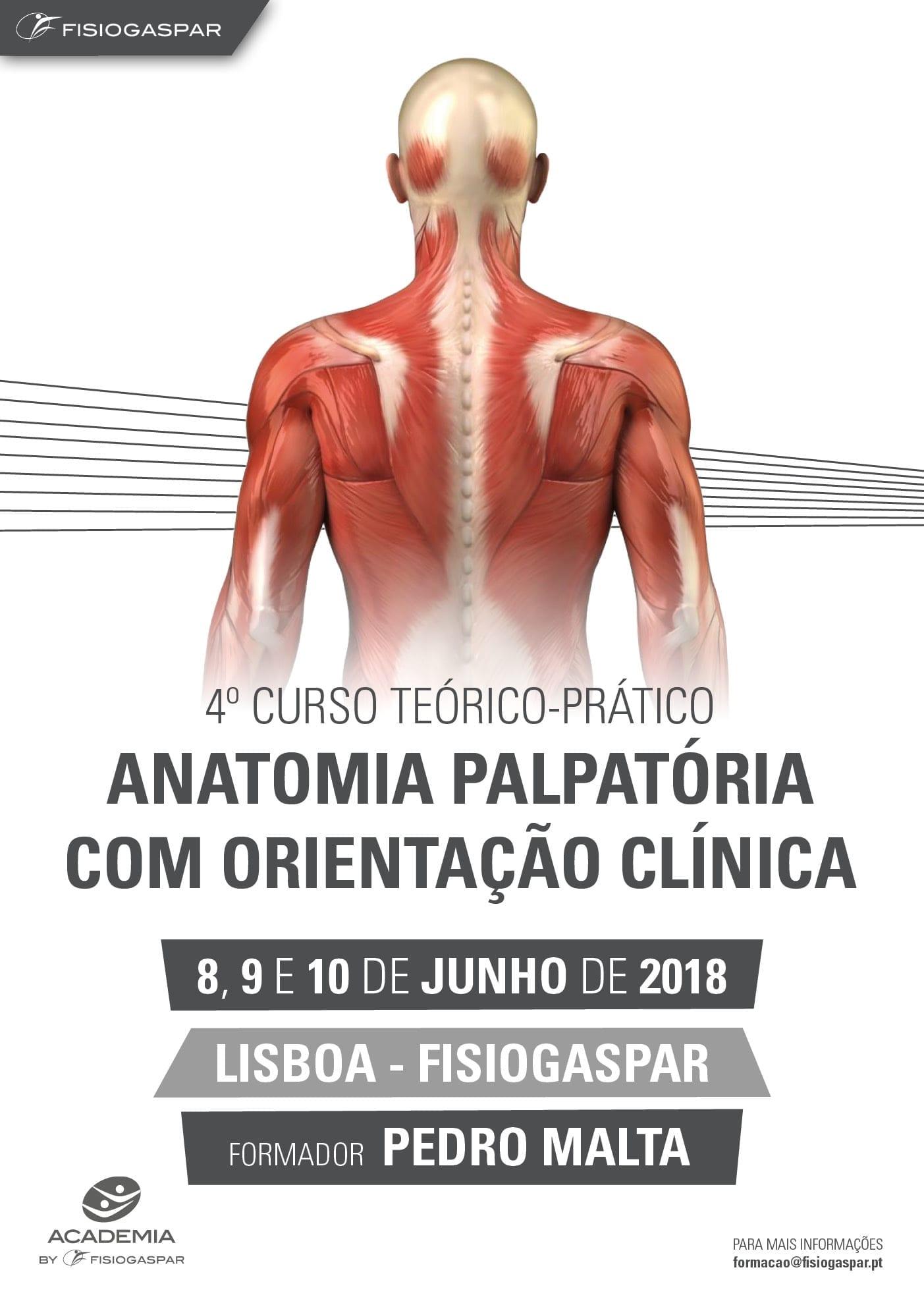 anatomia palpatória orientação clínica