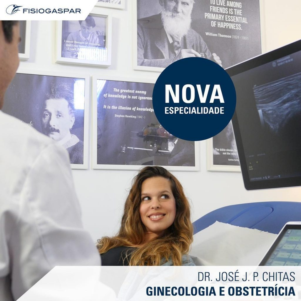Ginecologia e Obstétrica Dr. José J. P. Chitas