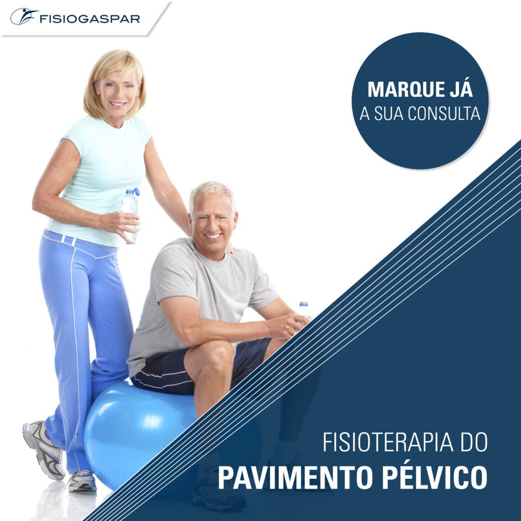 Consulta Fisioterapia do pavimento Pélvico Idoso