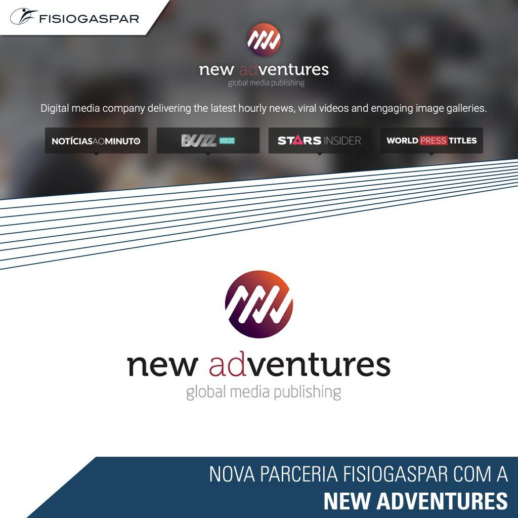 nova parceria new adventures