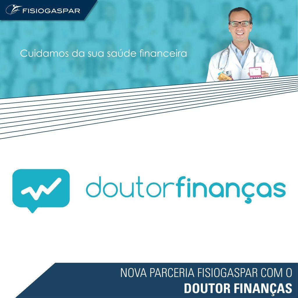 Doutor finanças nova parceria