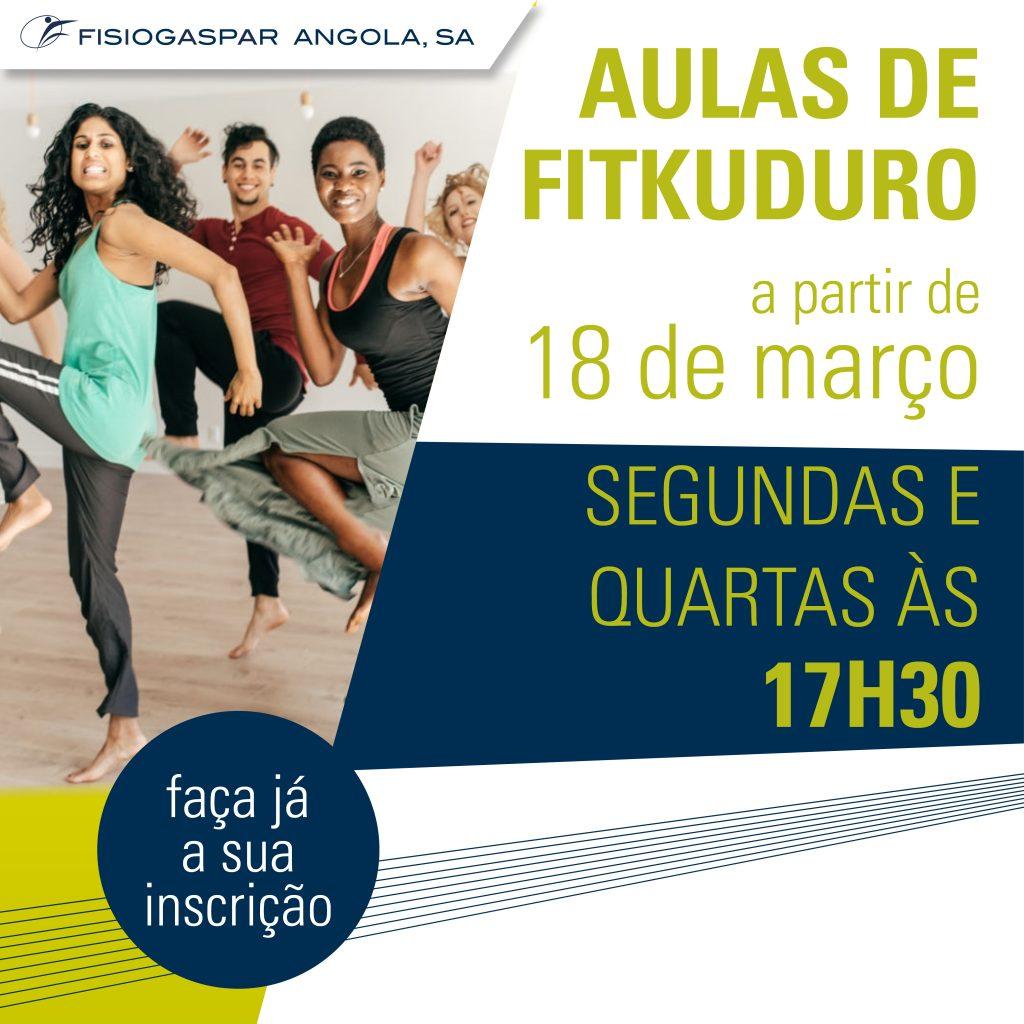 aulas de fitkuduro a partir 18 de Março segundas e quartas 17h30