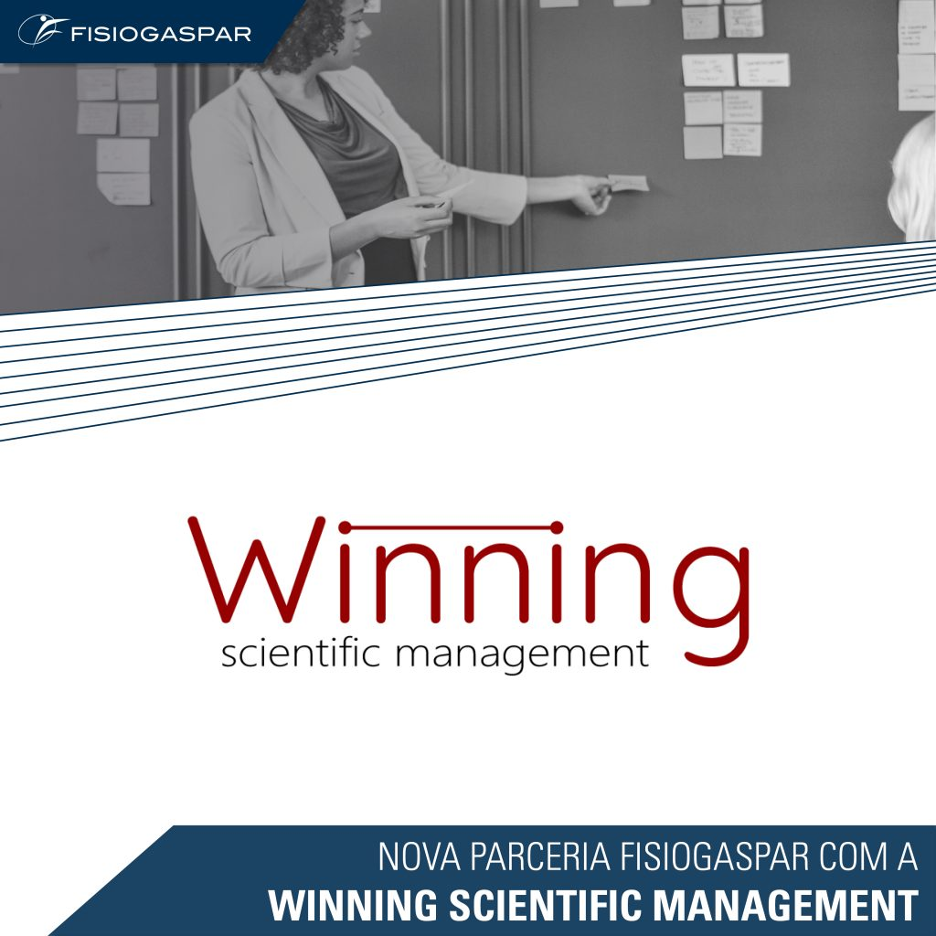 nova parceria Winning scientific managament